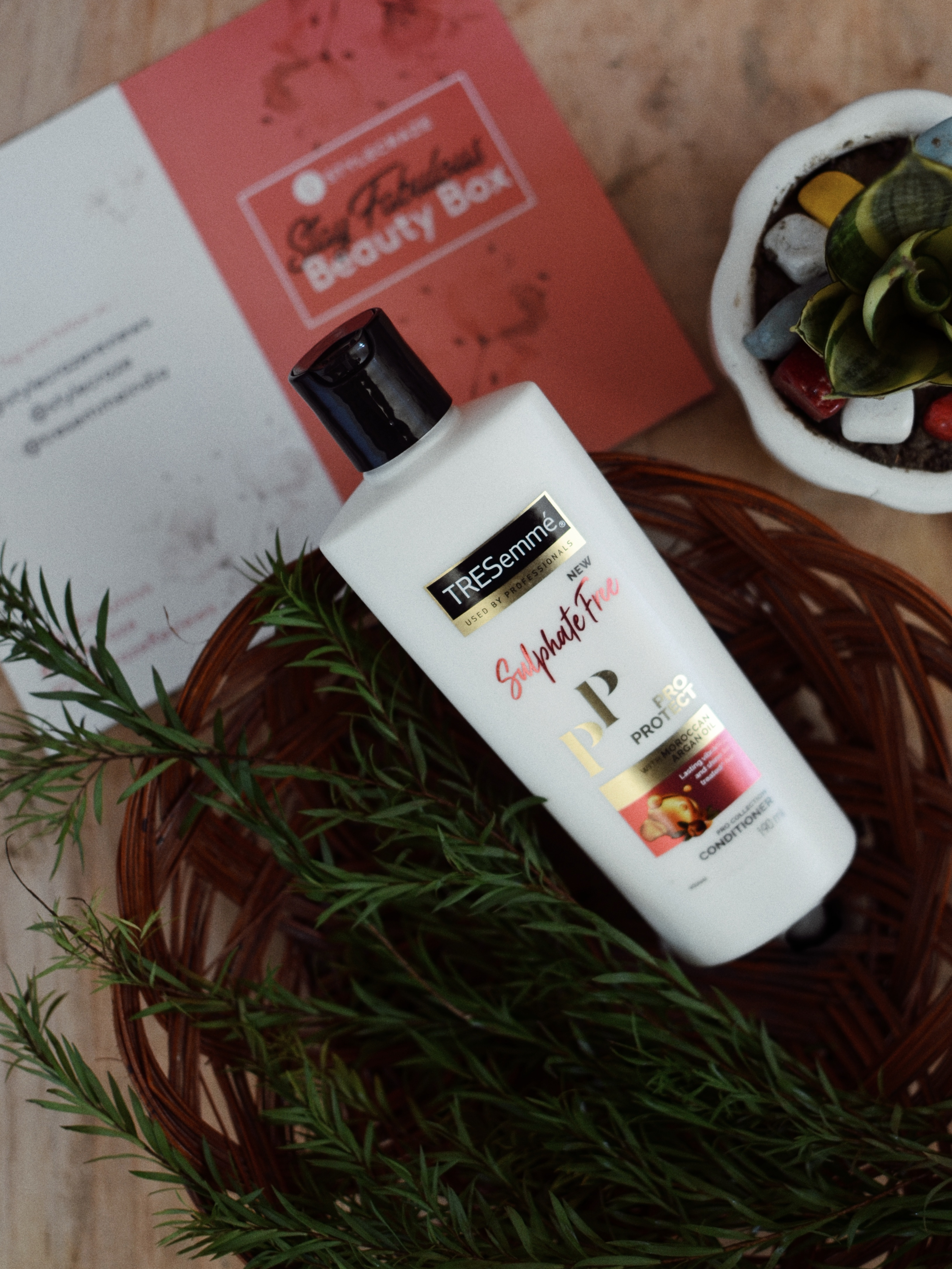 Tresemme Pro Protect Sulphate Free Conditioner -Current favorite-By theatre_astic