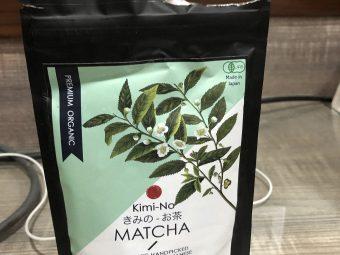 Kimino Japanese Organic Matcha Green Tea Powder -best matcha- kimino japanese matcha-By priyankaraj