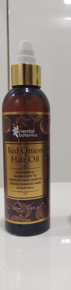 Oriental Botanics Red Onion Hair Growth Oil-Amazing wonderful oil-By aarti_nimani_