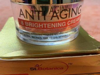 St.Botanica Pure Radiance Anti Aging & Brightening Cream pic 3-great skin care cream-By deeksha_vasdev