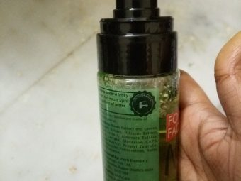 WishCare Foaming Neem Face Wash pic 1-gentle on skin-By Nasreen
