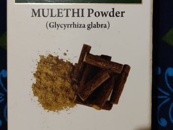 Indus Valley Bio Organic Mulethi Powder For Hair & Skin Care -Must try product-By snehalvd