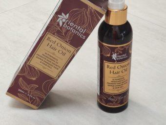 Oriental Botanics Red Onion Hair Growth Oil -Say bye to hairfall-By sudeeta_jain