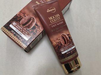St.Botanica Mocha Coffee Face Wash -Daily tan removal with glowing skin-By sudeeta_jain