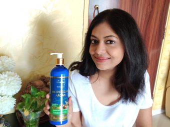 St.Botanica Moroccan Argan Hair Conditioner -Very good conditioner-By chaé_live