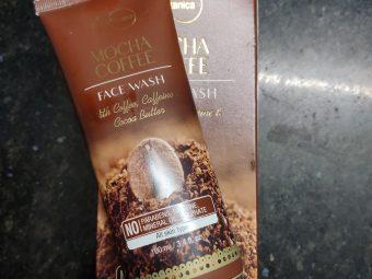 St.Botanica Mocha Coffee Face Wash -Good facewash-By kavyaa12