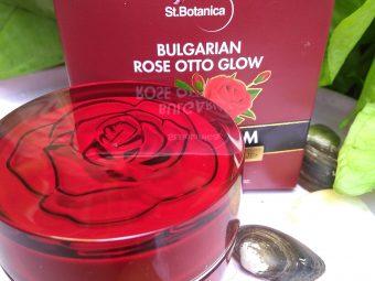 St.Botanica Bulgarian Rose Otto Glow Night Cream -Lives upto the expectation-By shatakshi_barve