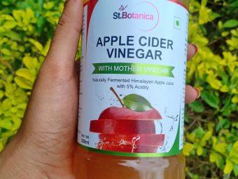 St Botanica Apple Cider Vinegar -Best natural vinegar-By sathyaa