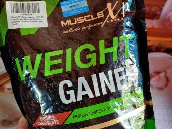 MuscleXP Weight Gainer -Perfect protein to gain weight-By mrutyunjay_sahu