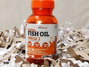 St.Botanica Fish Oil 1000mg Advanced Double Strength -Very effective-By taniyawarke