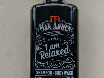 Man Arden I Am Relaxed Shampoo + Body Wash pic 2-Great for body and hair wash-By delhifood