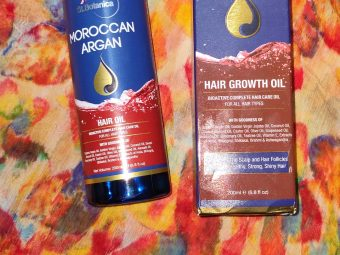 St.Botanica Moroccan Argan Hair Growth Oil pic 2-Best one-By radhika_kapoor