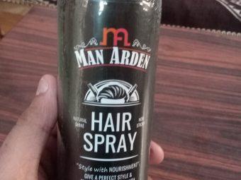 Man Arden Hair Spray -Awesome Hair Spray-By deepaksoni