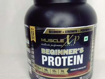 MuscleXP Raw Whey Protein 80% Powder Unflavoured -Great for beginners-By anant90
