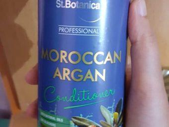 St.Botanica Moroccan Argan Hair Conditioner -Very nice, I liked it-By akshatagupta