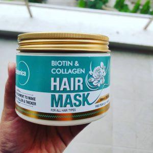 St.Botanica Biotin & Collagen Hair Mask -Great hair mask-By kavyaa12