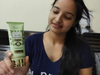 Oriental Botanics Australian Tea Tree Face Wash pic 1-Clear acne from your face-By isharajput883