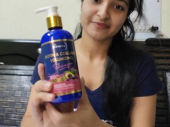 St.Botanica Biotin & Collagen Volumizing Hair Shampoo pic 1-Volumize your hair.-By isharajput883