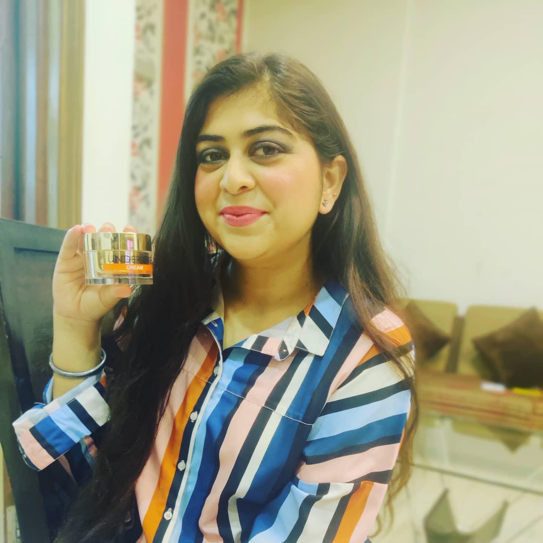 StBotanica Pure Radiance Under Eye Cream-Good product-By simran_bhatia