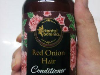 Oriental Botanics Red Onion Hair Conditioner -smoothens hair from first use-By avishakaushik