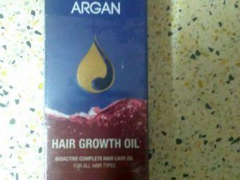 St.Botanica Moroccan Argan Hair Growth Oil -Pack of Essential oils-By nagapriya