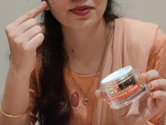 St.Botanica Pure Radiance Anti Aging & Brightening Cream -Super satisfied-By meena2409