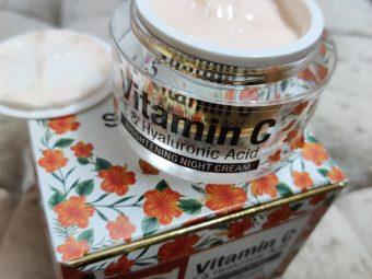 St.Botanica Vitamin C Brightening Night Cream -This night cream is a blessing-By vaishali_teotia