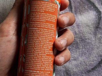 St.Botanica Vitamin C SPF 75 Dry Touch Sunscreen UVA UVB PA+++ pic 1-Matt finish-By g_u_n_j_u