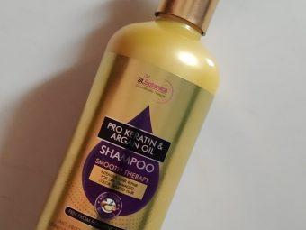 St.Botanica Pro Keratin & Argan Oil Shampoo pic 2-Loved this product!-By drasti_chauhan