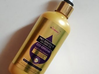 StBotanica Pro Keratin & Argan Oil Conditioner pic 2-The best product ever!-By drasti_chauhan