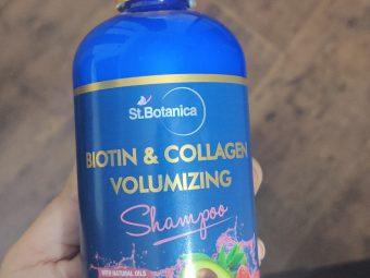 St.Botanica Biotin & Collagen Volumizing Hair Shampoo -Loved it-By garima_mah