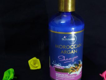 StBotanica Moroccan Argan Hair Shampoo pic 1-Perfect product for Frizzy Hair-By angs