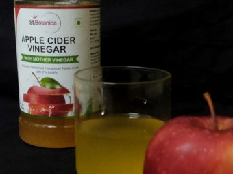 St Botanica Apple Cider Vinegar -Good for increase your immunity-By angs