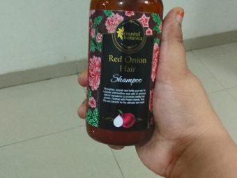 Oriental Botanics Red Onion Hair Shampoo -Effective hair shampoo-By pallavi_harsh