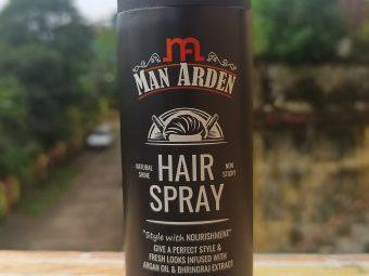 Man Arden Hair Spray -Good product-By subhankar