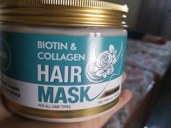 St.Botanica Biotin & Collagen Hair Mask -Perfect hair-By taniyajoshi13