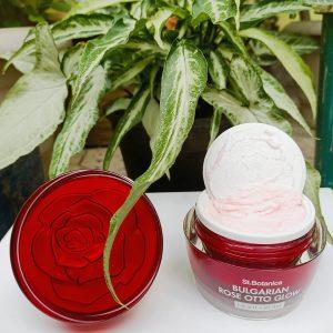 St.Botanica Bulgarian Rose Otto Glow Night Cream -Looks amazing feels amazing-By pallavi_kayal