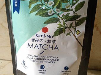 Kimino Japanese Organic Matcha Green Tea Powder -Perfect essence-By ahana_sengupta