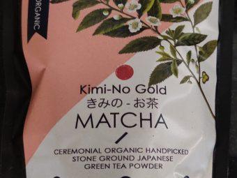 Kimino Gold Matcha Ceremonial Grade Green Tea Powder -Refreshing green tea-By chaé_live