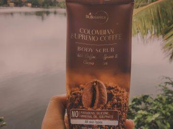 St.Botanica Colombian Supremo Coffee Body Scrub pic 1-Amazing Body Scrub-By arunikakoley