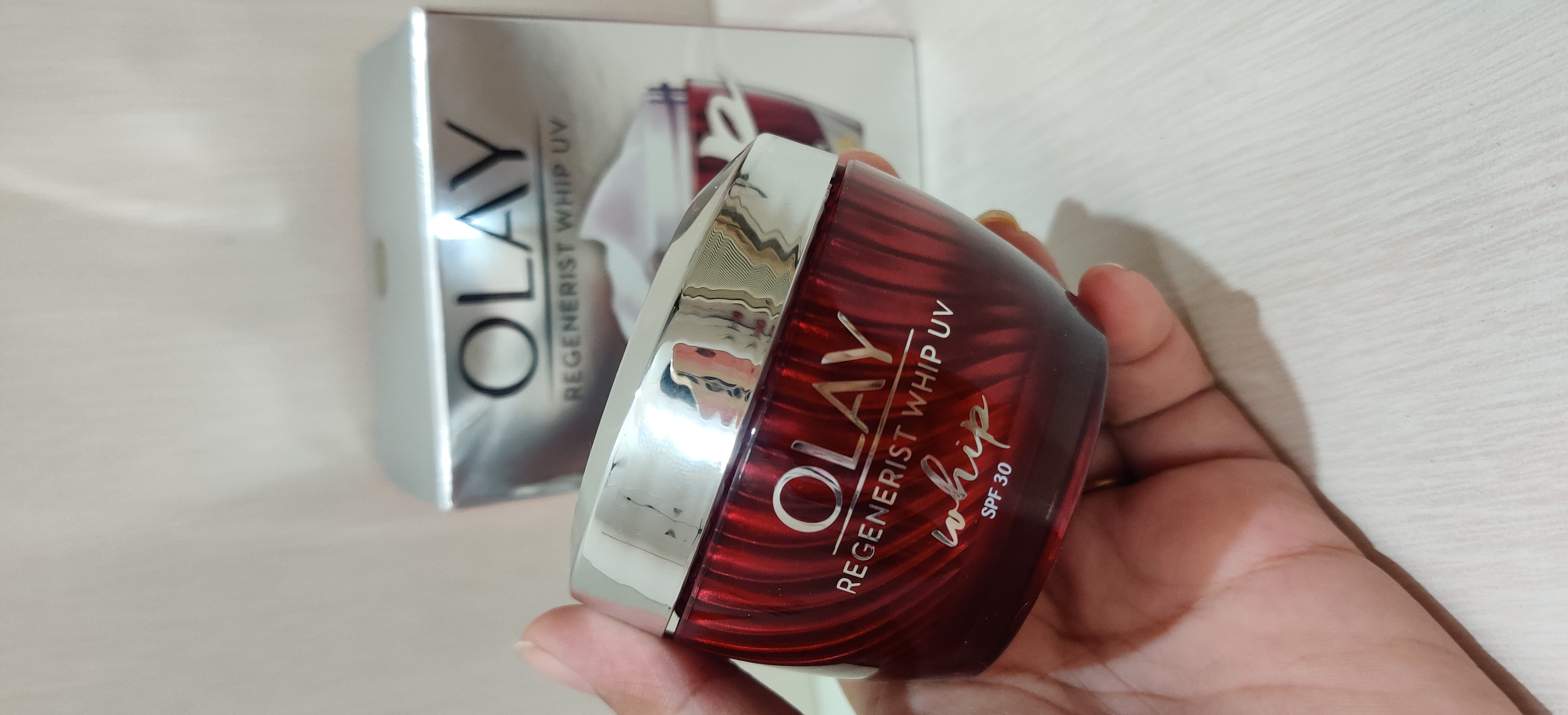 Olay Regenerist Micro-Sculpting Cream-Food to my skin!-By glitterlife_diksha-2