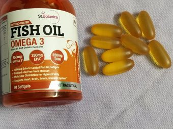 St.Botanica Fish Oil 1000mg Advanced Double Strength pic 2-Maintain your immune system-By isharajput883
