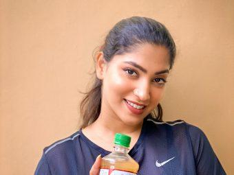 St Botanica Apple Cider Vinegar -Unfiltered ACV- effective-By shreya_yeli