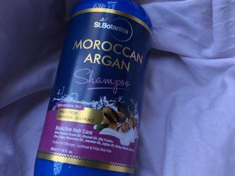 StBotanica Moroccan Argan Hair Shampoo -Loved it!!-By abhipriya_sagar