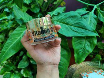 St.Botanica Vitamin C Brightening Night Cream -Very Hydrating-By khanekeshaukin