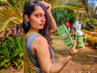 Oriental Botanics Australian Tea Tree Foaming Face Wash -Suitable for Acne prone skin!-By arshin