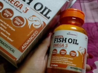 St.Botanica Fish Oil 1000mg Advanced Double Strength -Really good for dark spots-By _dazzling_diva