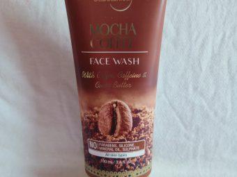 St.Botanica Mocha Coffee Face Wash -I love this product-By jhashruti