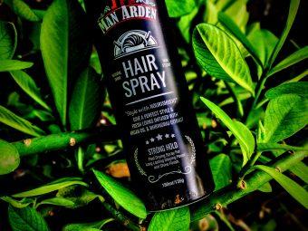 Man Arden Hair Spray -Amazing Product-By shagunsharma
