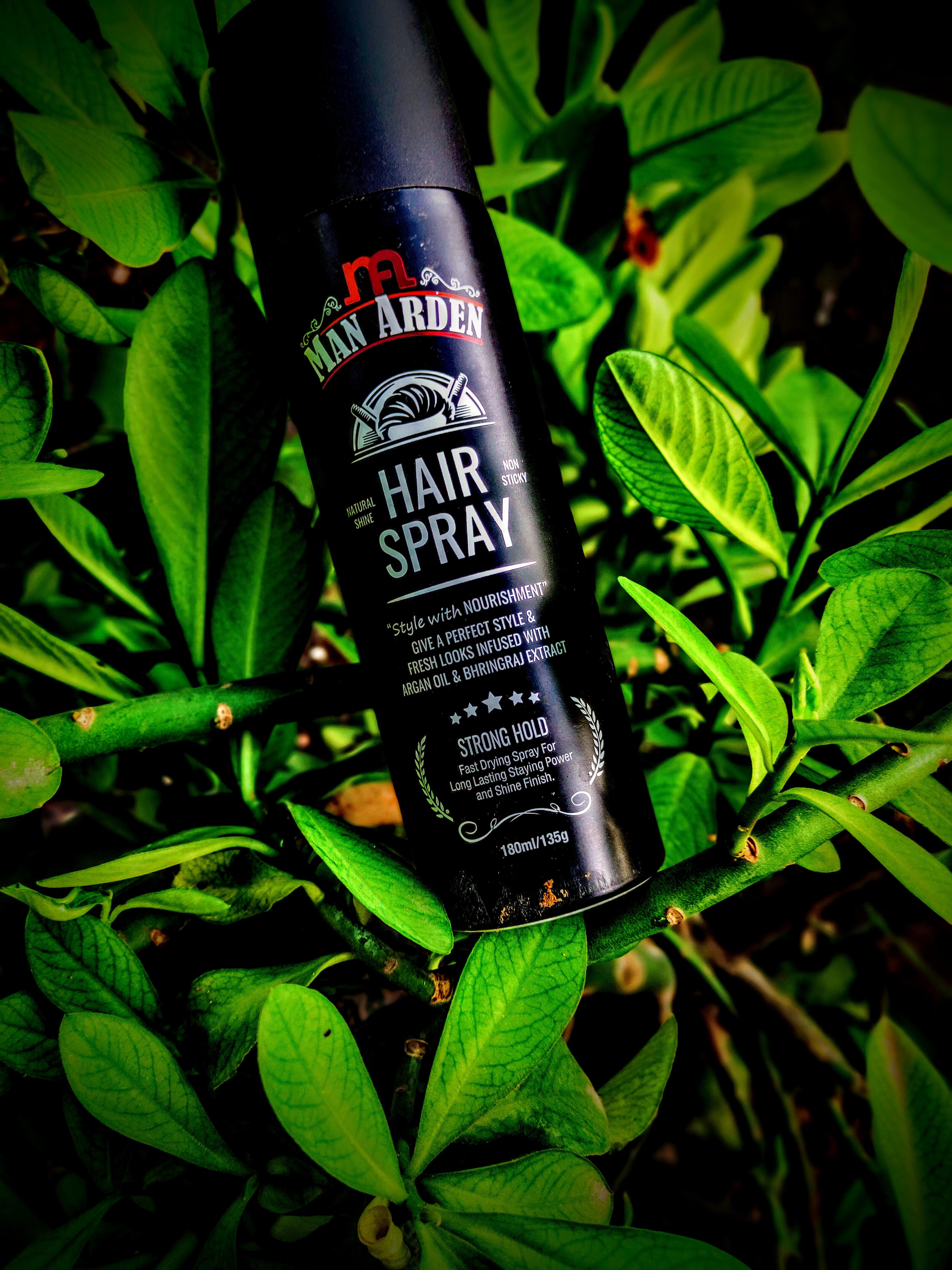 Man Arden Hair Spray-Amazing Product-By shagunsharma
